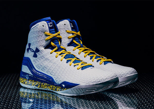 2ed73832 What Pros Wear: Steph Curry's Under Armour Clutchfit Drive Shoes - What  Pros Wear