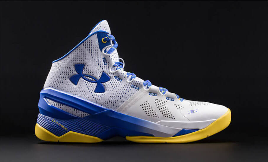 Steph Curry's Under Armour Curry 2 Shoes