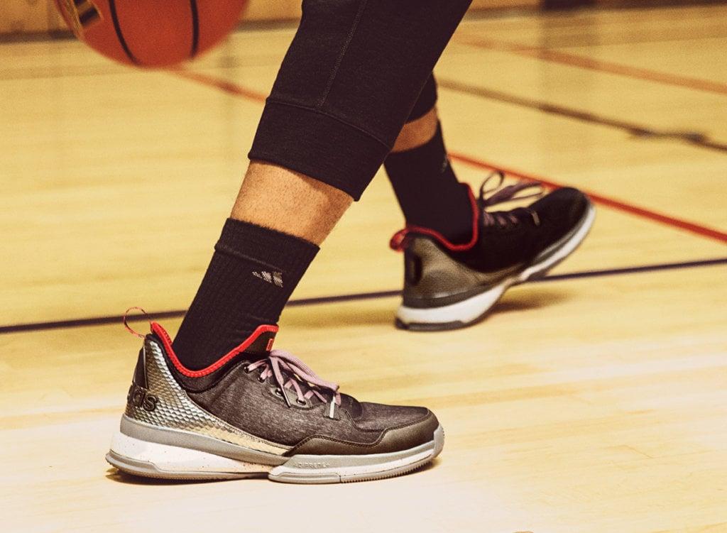 Damian Lillard's adidas D Lillard 1 Shoes