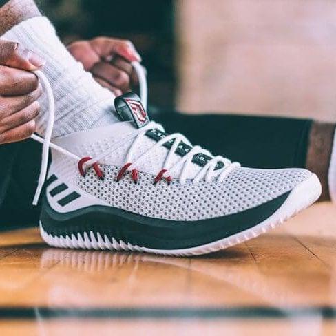What Pros Wear: Damian Lillard's adidas Dame 4 Shoes - What Pros Wear