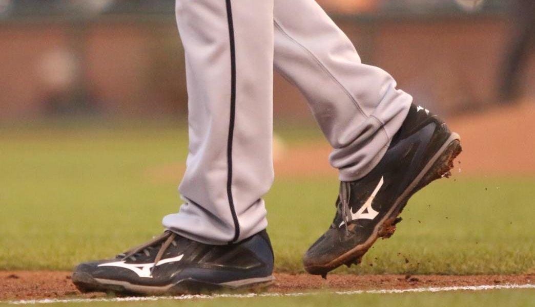 mizuno cleats baseball