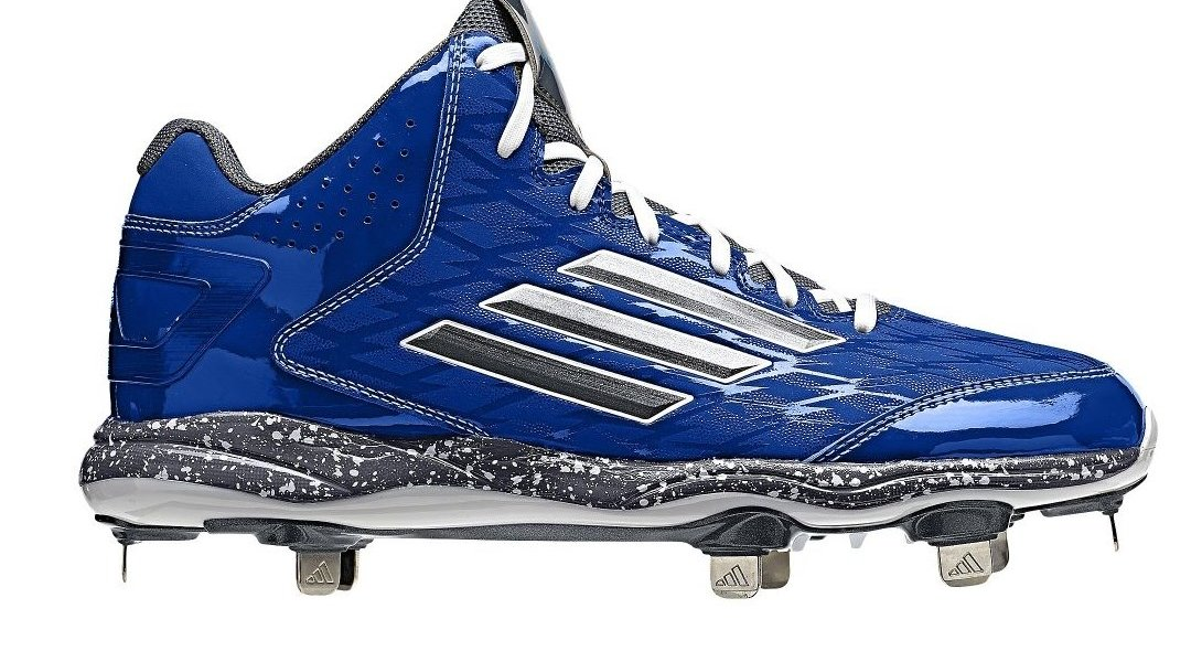 Kris Bryant's adidas Power Alley 2 Cleats