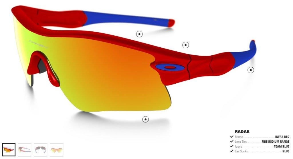 official photos 9b649 bd1ca What Pros Wear: Kris Bryant's Oakley Radar Range Sunglasses ...