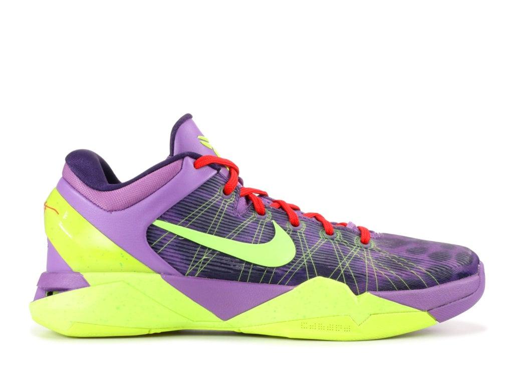 Kobe Bryant's Nike Zoom Kobe 7 Shoes