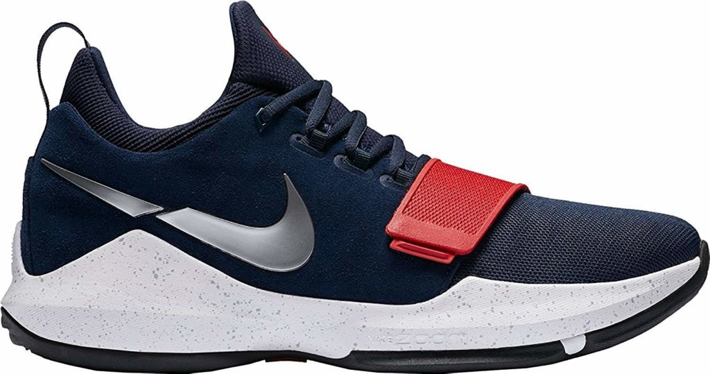 wholesale dealer be806 4bd29 What Pros Wear: Paul George's Nike PG 1 Shoes - What Pros Wear