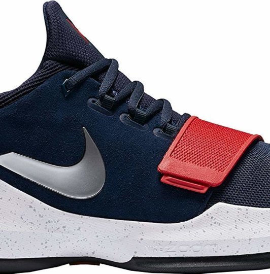 reputable site cd944 db9db What Pros Wear: Paul George's Nike Hyperrev 2015 Shoes ...