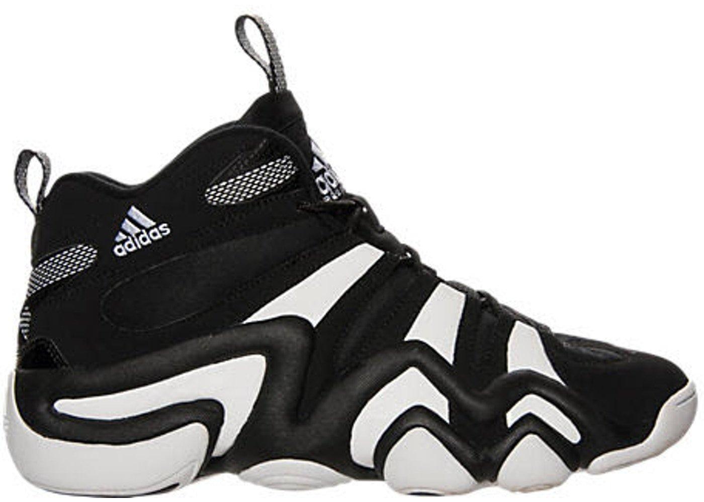 What Pros Wear Kobe Bryant\u0027s adidas KB8 / adidas Crazy 8