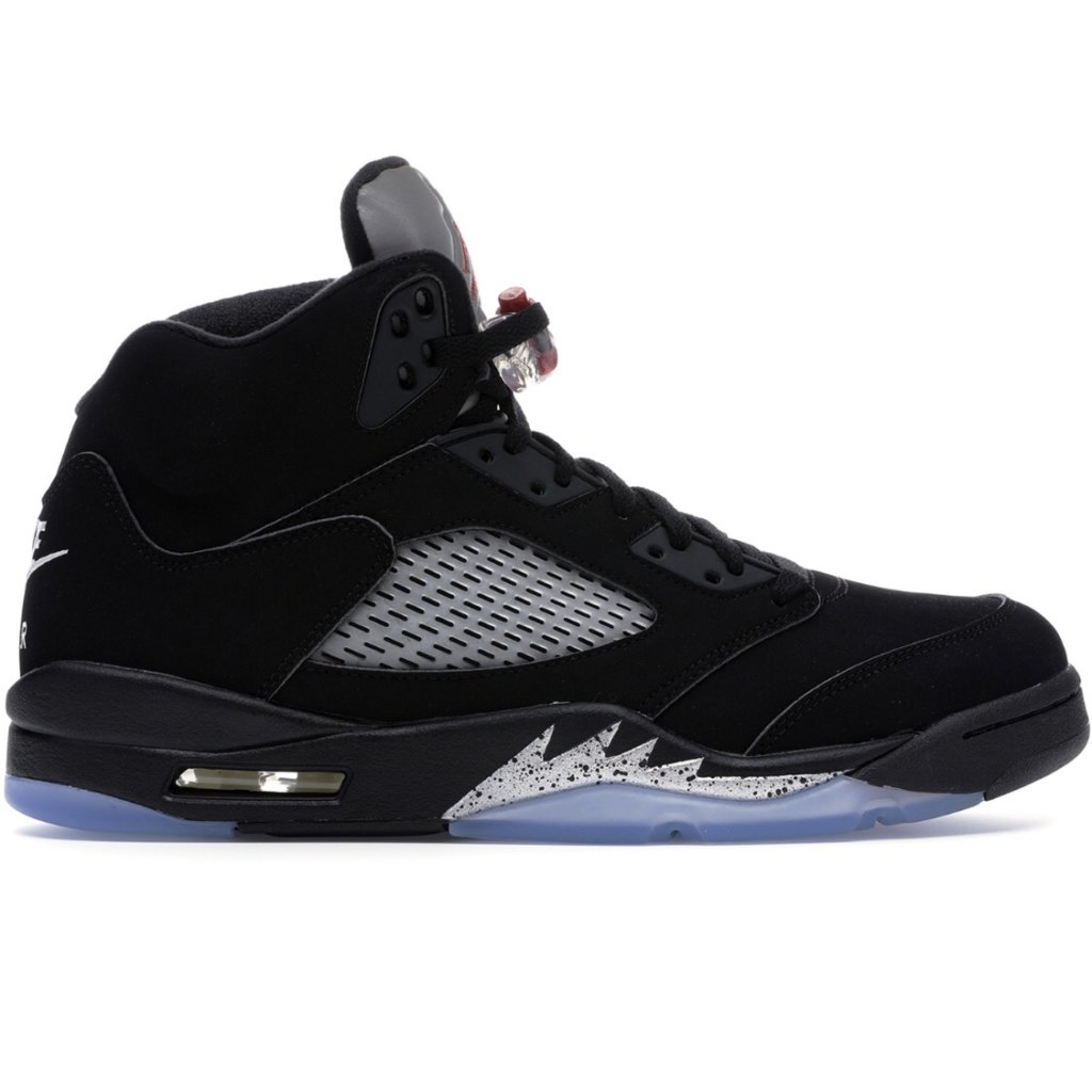 best loved 456a7 77733 What Pros Wear: Michael Jordan's Air Jordan 5 Shoes - What ...