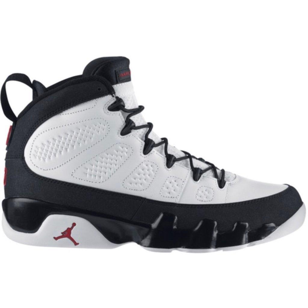 Michael Jordan's Air Jordan 9 Shoes