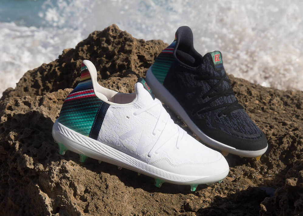 al límite Incompatible Aparecer  What Pros Wear: Francisco Lindor's New Balance Cleat for 2019, the