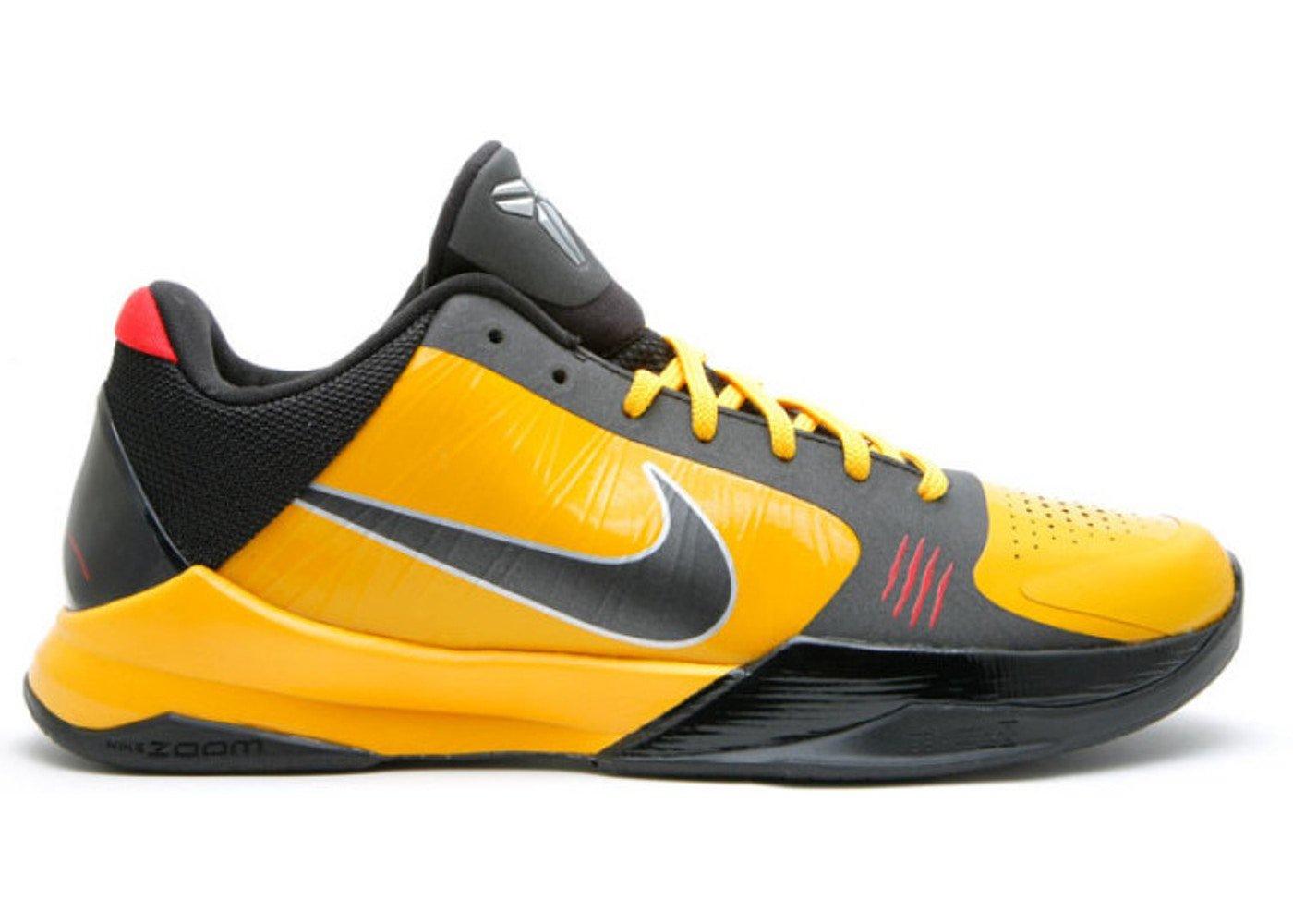 What Pros Wear Kobe Bryant\u0027s Nike Zoom Kobe 5 Shoes , What