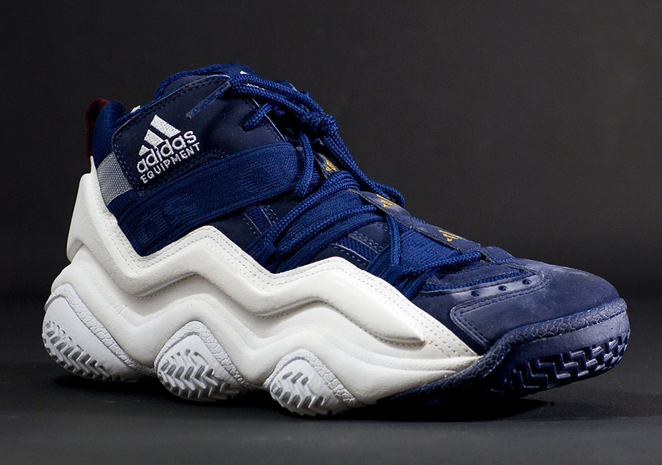 Kobe Bryant's adidas EQT Top Ten 2000 Shoes