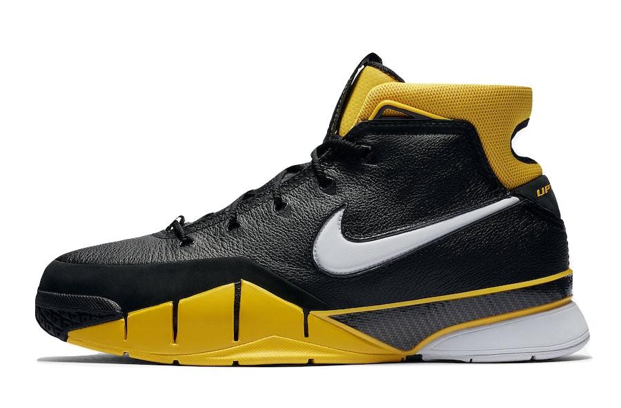 Kobe Bryant's Nike Zoom Kobe 1 Shoes