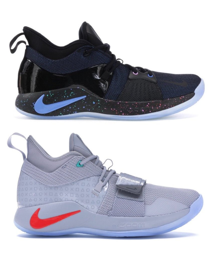 half off c1c81 7f730 What Pros Wear: Paul George's Nike PG 2 / PG 2.5 Shoes ...