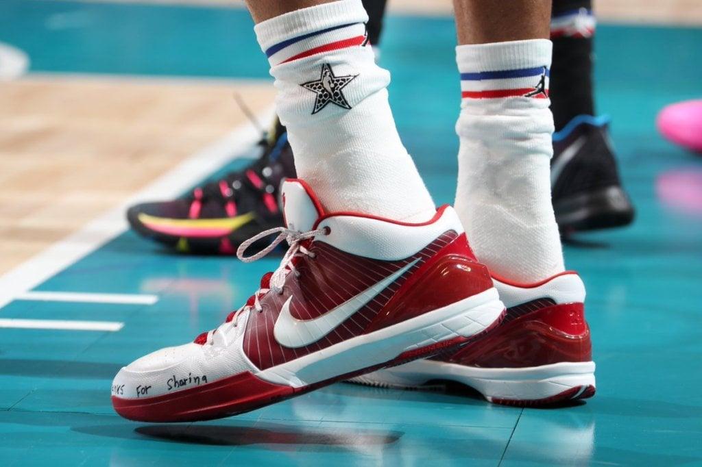 Nike Kobe 4 Protro Shoes
