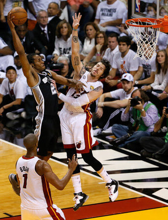 What Pros Wear: Kawhi Leonard Elevates Over Mike Miller in
