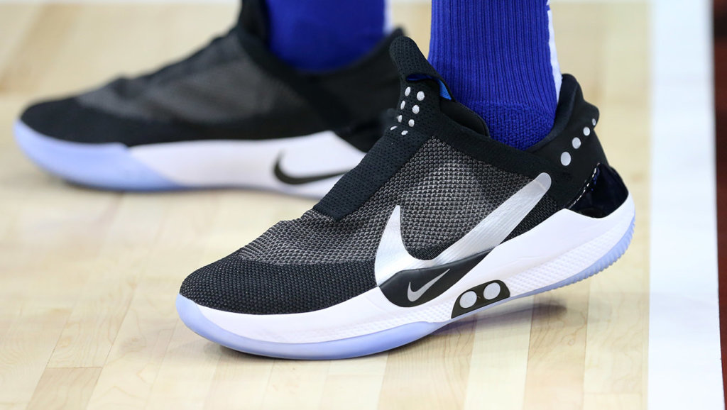 What Pros Wear: : Zion Williamson's Nike Adapt BB Shoes