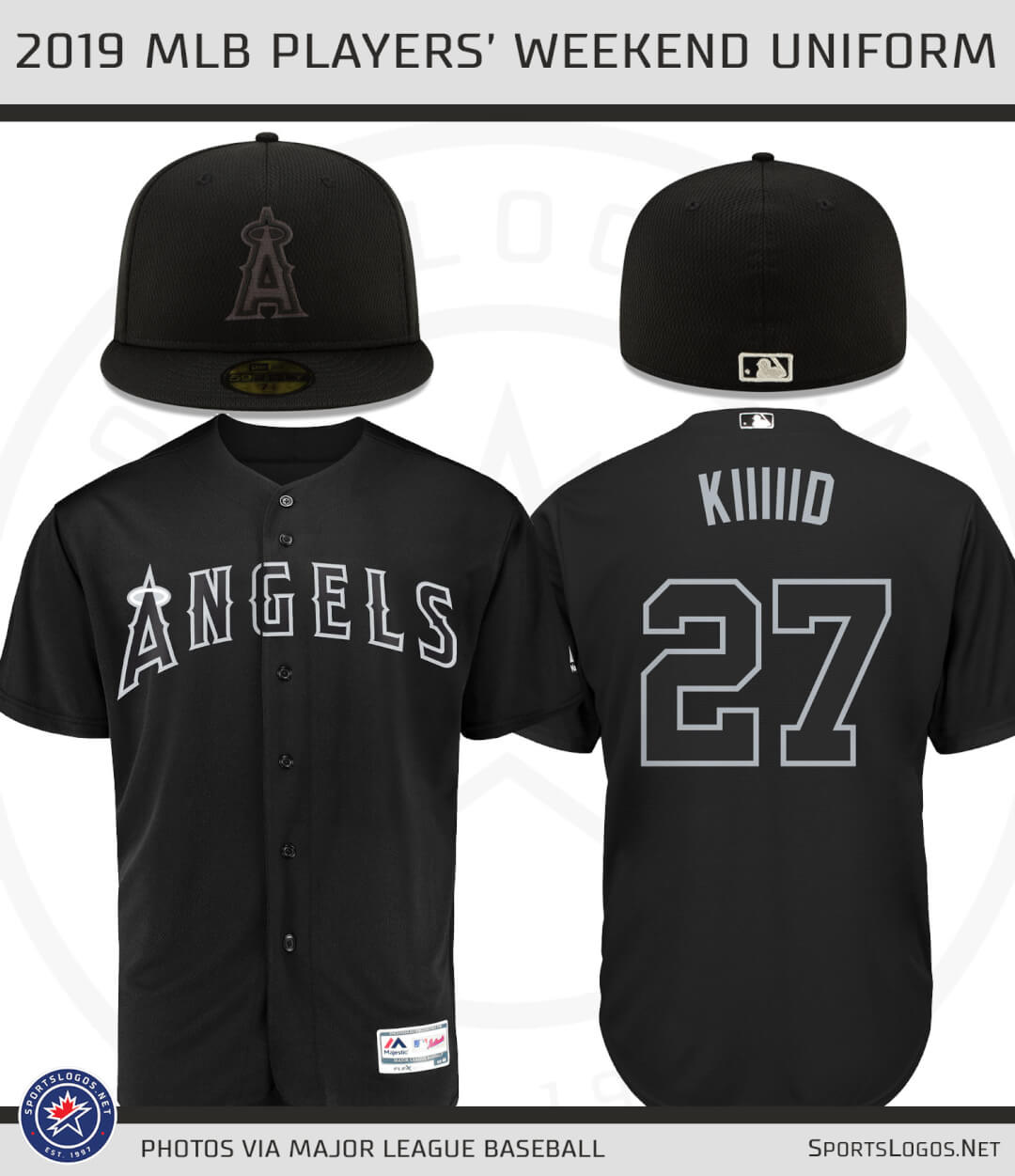 brand new 632d6 79ba5 What Pros Wear: Players Weekend 2019 Uniforms Unveiled ...