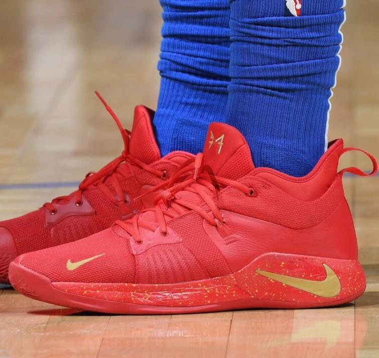 Musgo desinfectar Error  What Pros Wear: Luka Doncic's Nike PG 2 and PG 2.5 Shoes - What Pros Wear