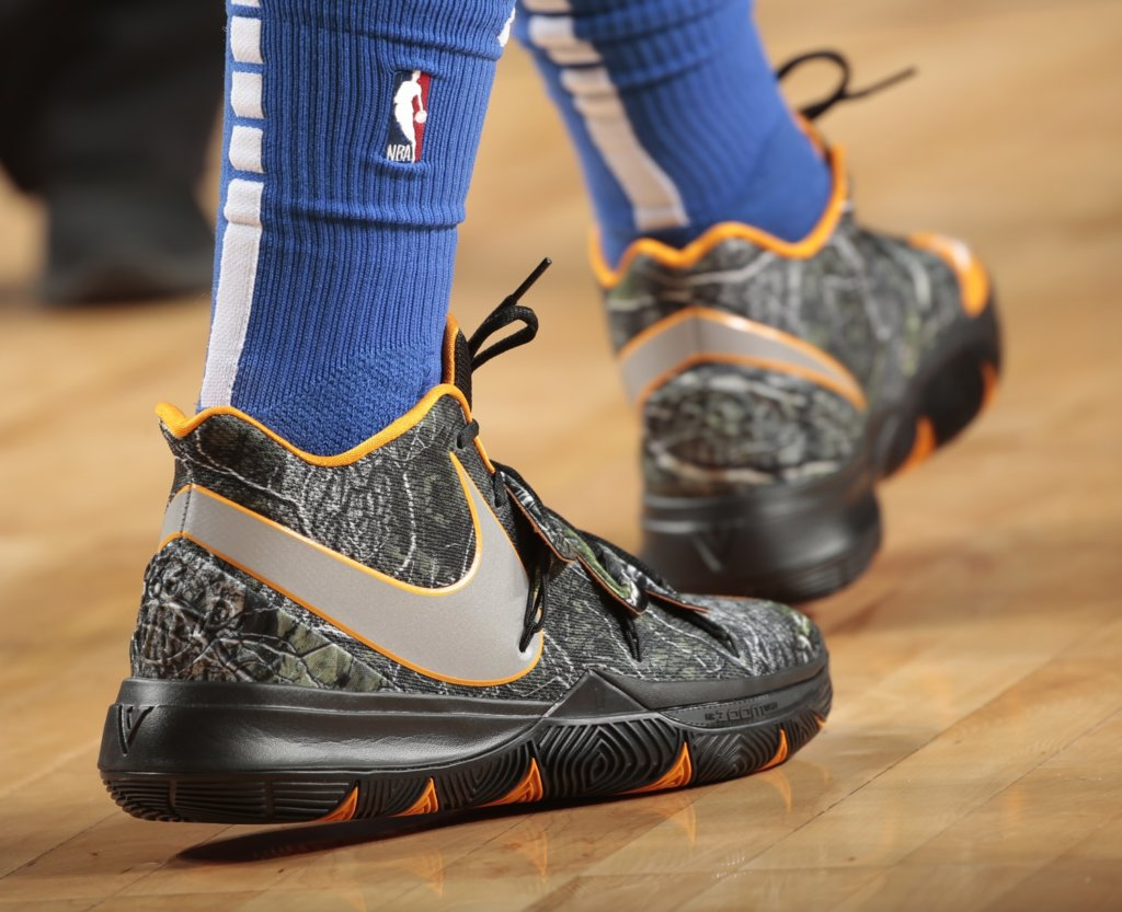 What Pros Wear Luka Doncic S Nike Kyrie 5 Shoes