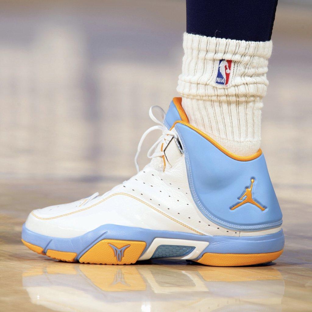 Carmelo Anthony's Jordan Melo M4 Shoes