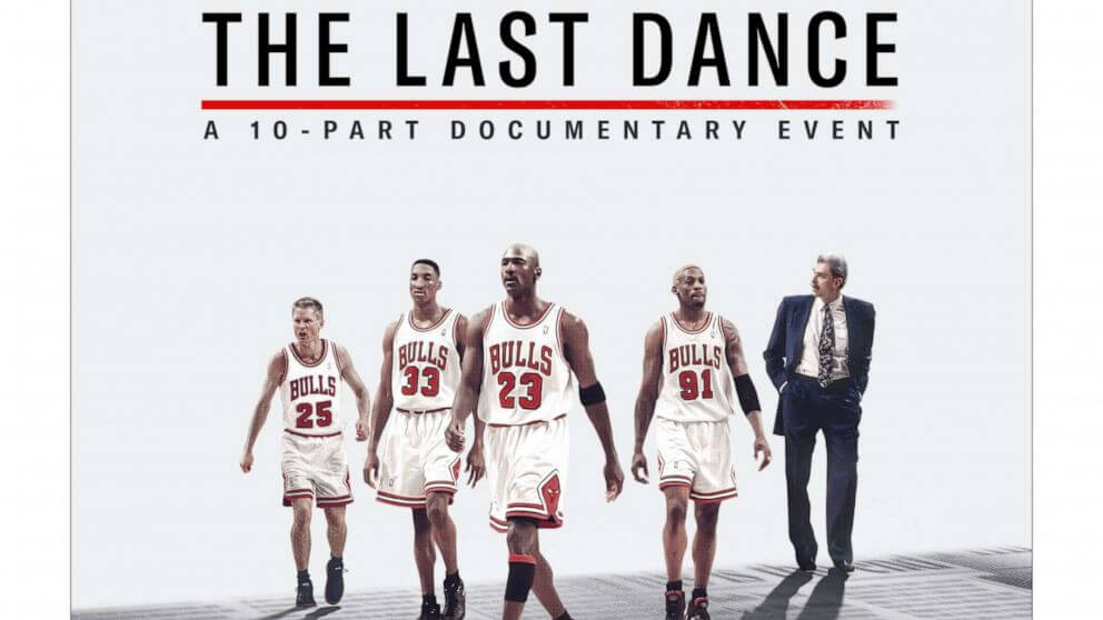 What Pros Wear: Every Sneaker Worn in The Last Dance: Episode 1 ...