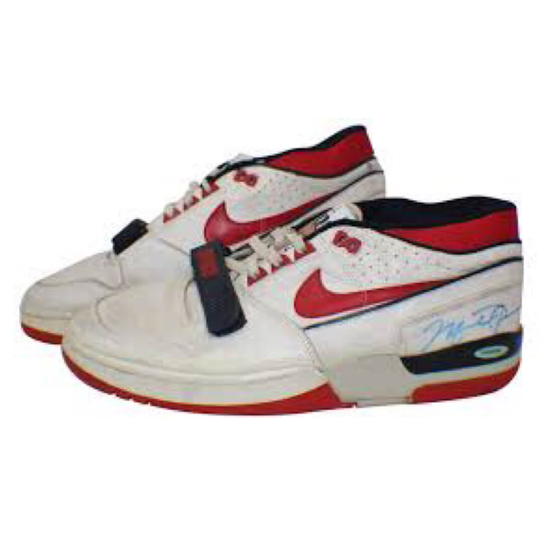 Nike Air Alpha Force Low Shoes