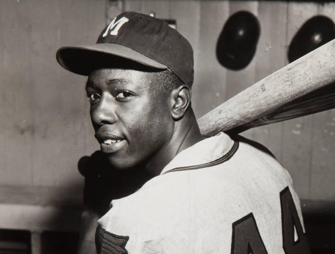 Hammerin' Hank Aaron's Bat History: 1952-1976