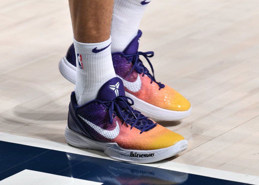 What Pros Wear: Devin Booker's Nike Kobe 6 Protro Shoes - What ...