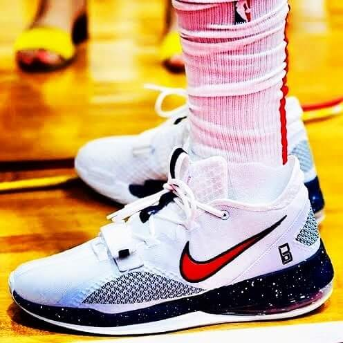 What Pros Wear: Bradley Beal's Nike Air Force Max Low (2018) Shoes ...