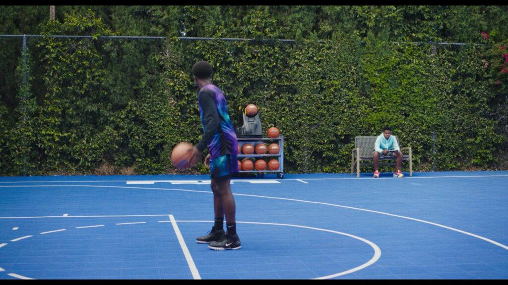 space jam 2 sneaker nike air zoom generation black lebron -