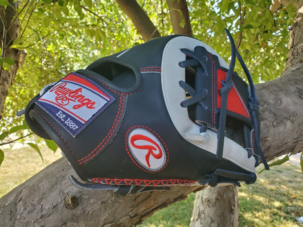 First Impressions   Rawlings Heart of the Hide Colorsync 5.0 PRO314-2NW